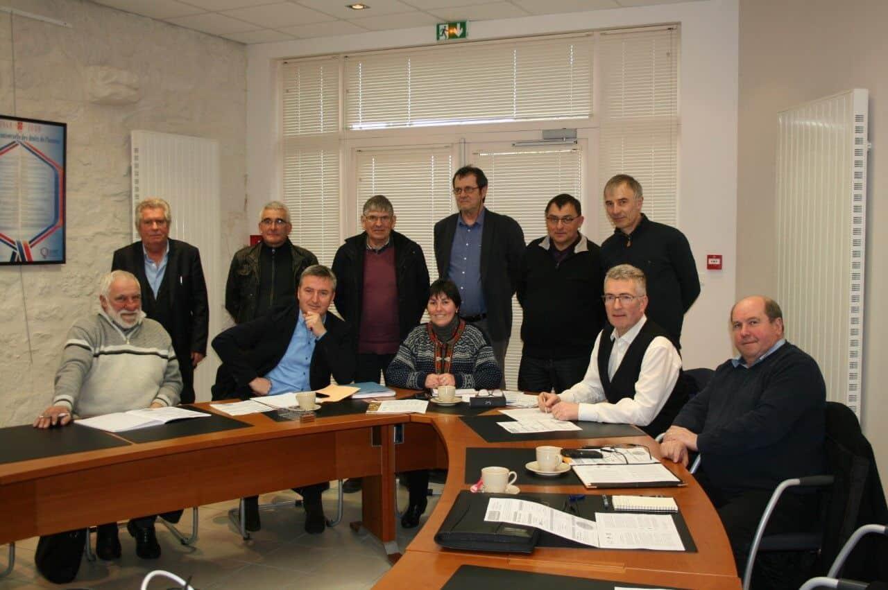 Rencontre avec les Maires ruraux du Finistère