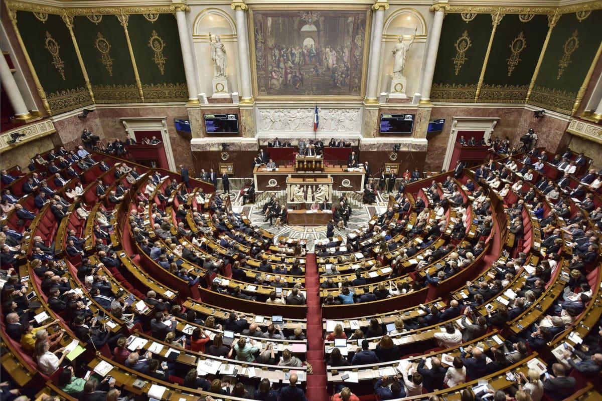 Assemblée nationale - Didier le Gac