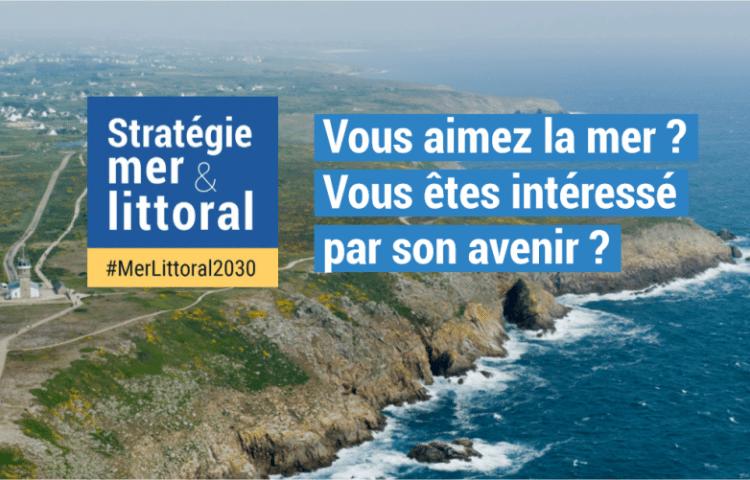 Consultation nationale sur l'avenir de la mer et du littoral : Exprimez-vous !