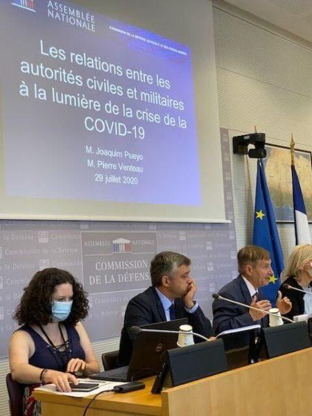 Covid-19 : Quel bilan des relations entre autorités civiles et militaires durant la crise ?